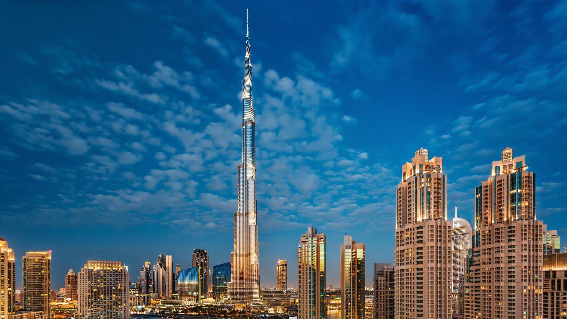 BURJ KHALIFA, Burj Khalifa, Dubai, EAU – foto 1