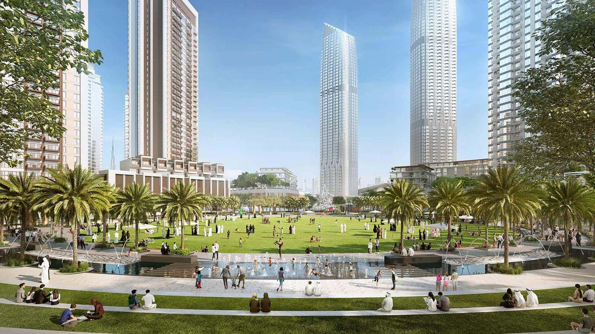 PALACE RESIDENCES, Dubai Creek Harbour (The Lagoons), EAU – foto 5