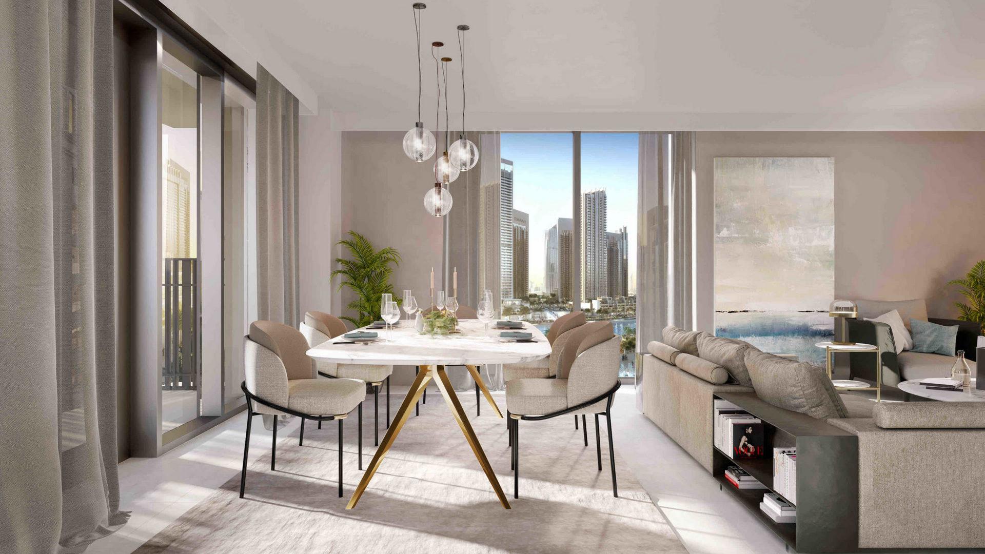 Apartamento en venta en Dubai, EAU, 3 dormitorios, 142 m2, № 24592 – foto 1
