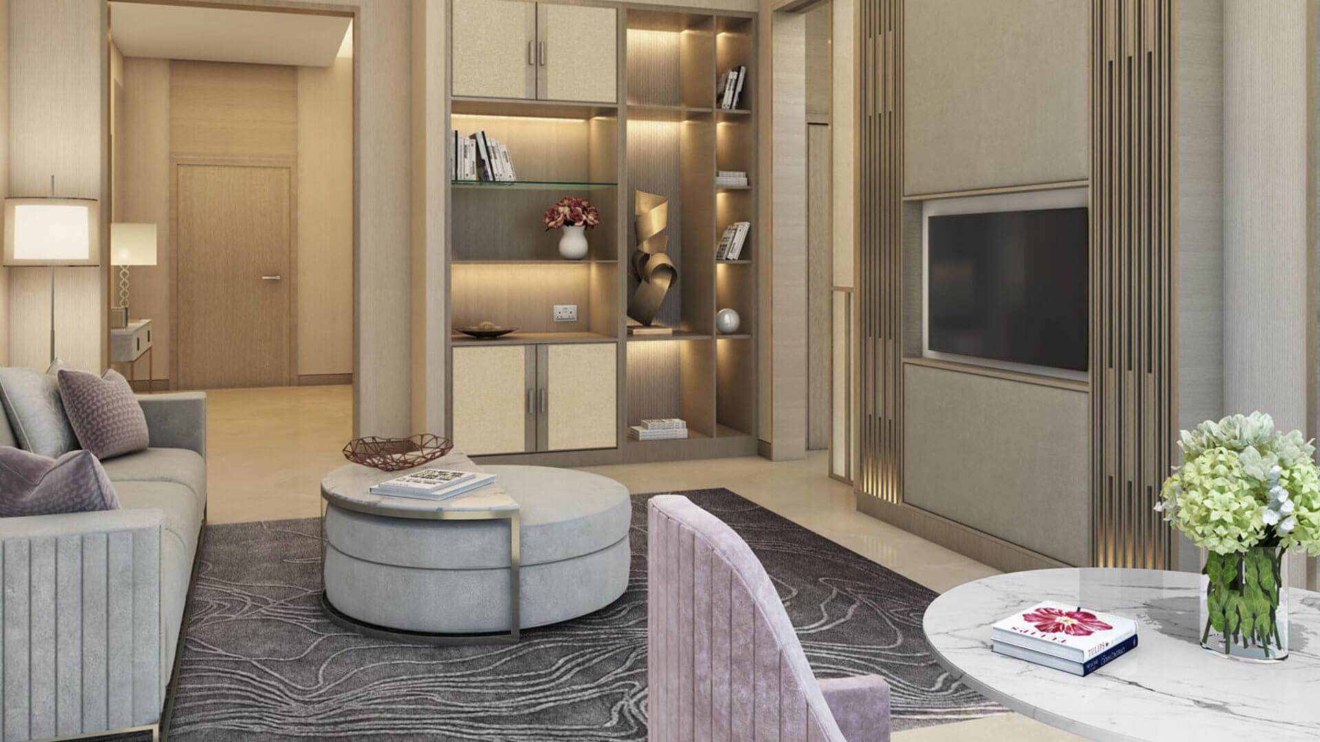 Apartamento en venta en Dubai, EAU, 3 dormitorios, 218 m2, № 24581 – foto 1