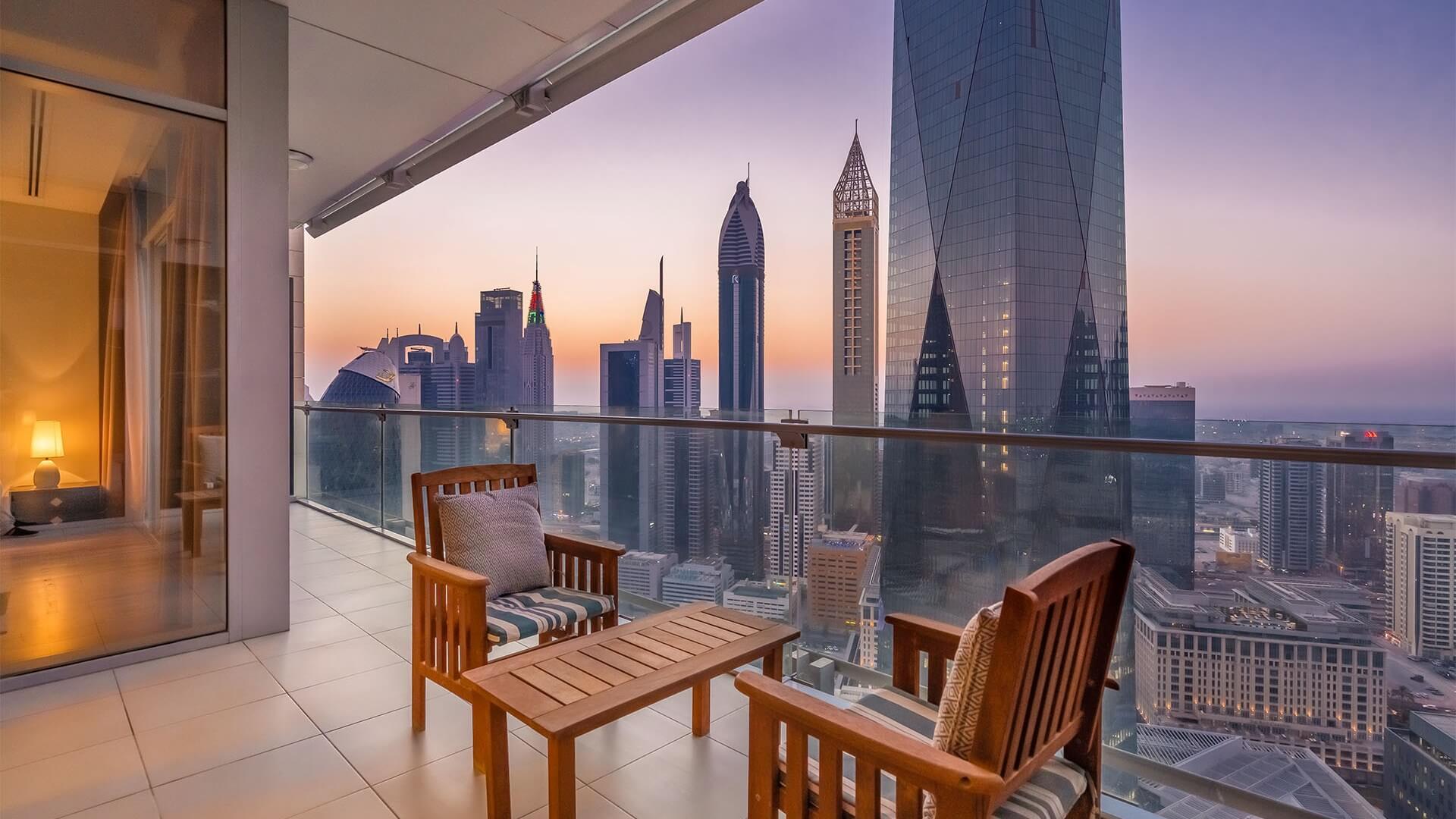 Apartamento en venta en Dubai, EAU, 1 dormitorio, 83 m2, № 24645 – foto 5