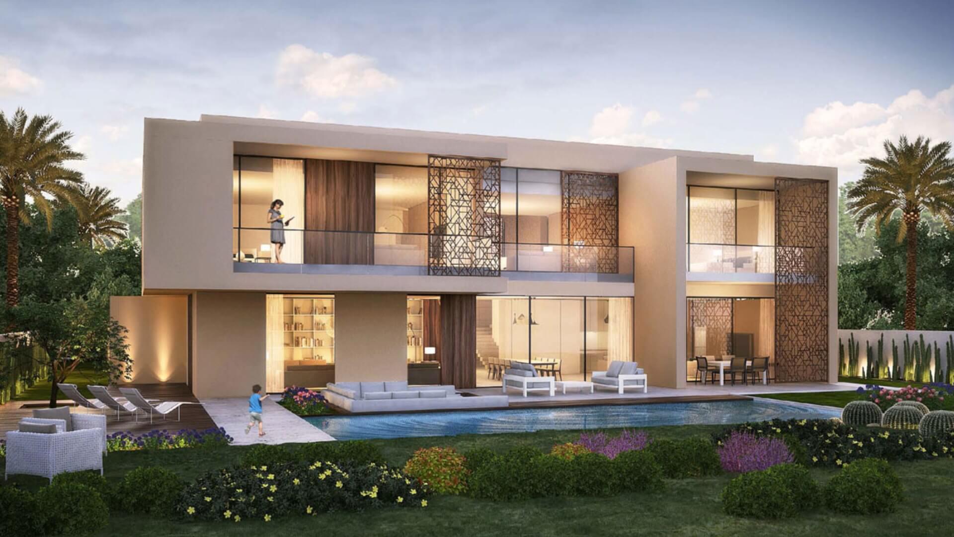 Villa en venta en Dubai, EAU, 6 dormitorios, 1208 m2, № 24640 – foto 5