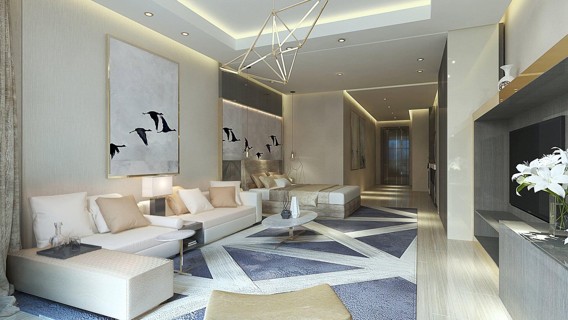 Apartamento en venta en Dubai, EAU, 1 dormitorio, 98 m2, № 24655 – foto 1