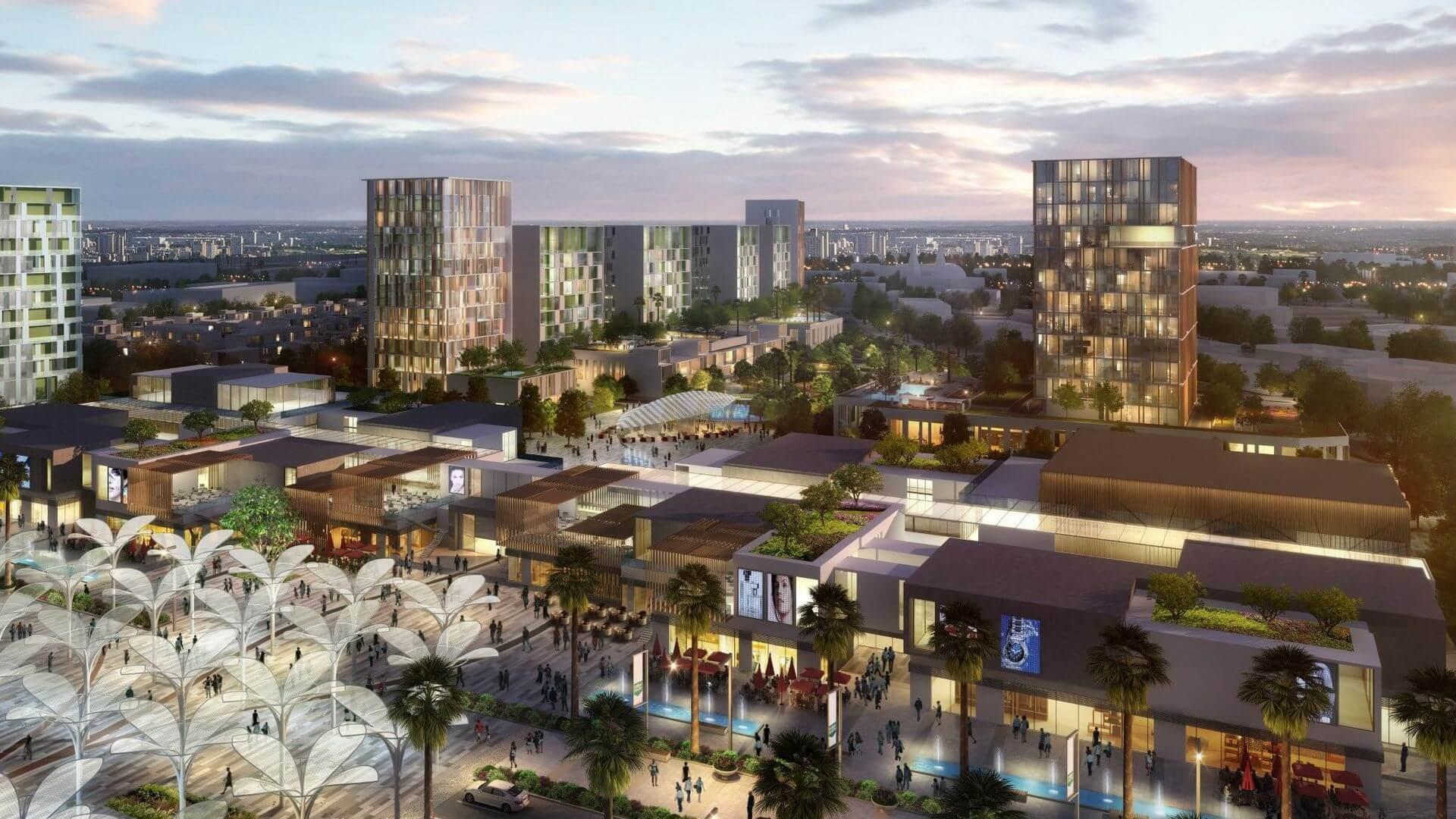 THE PULSE, Dubai South (Dubai World Central), EAU – foto 5