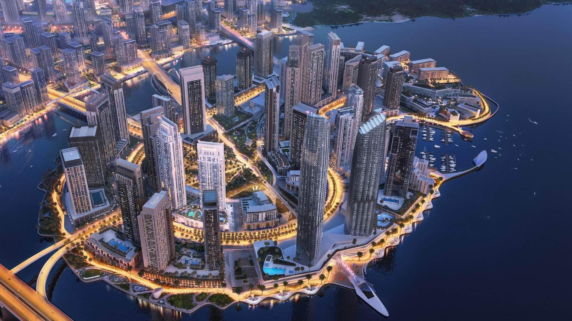 CREEK RISE, Dubai Creek Harbour (The Lagoons), EAU – foto 4