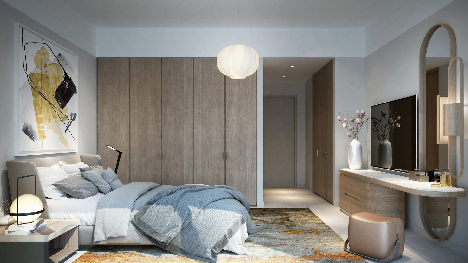 Villa en venta en Dubai, EAU, 3 dormitorios, 185 m2, № 24665 – foto 1