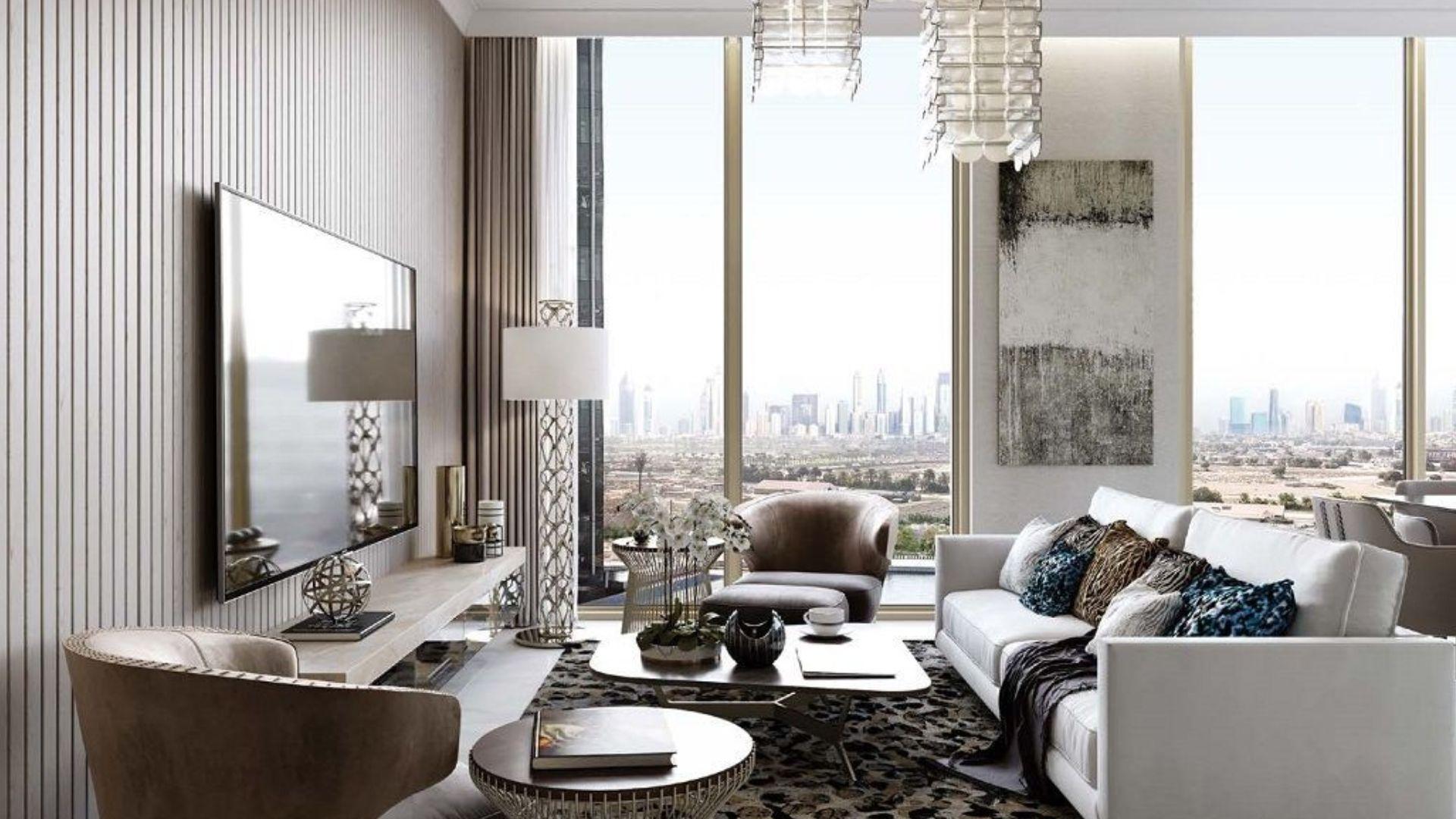 Apartamento en venta en Dubai, EAU, 1 dormitorio, 75 m2, № 24662 – foto 1
