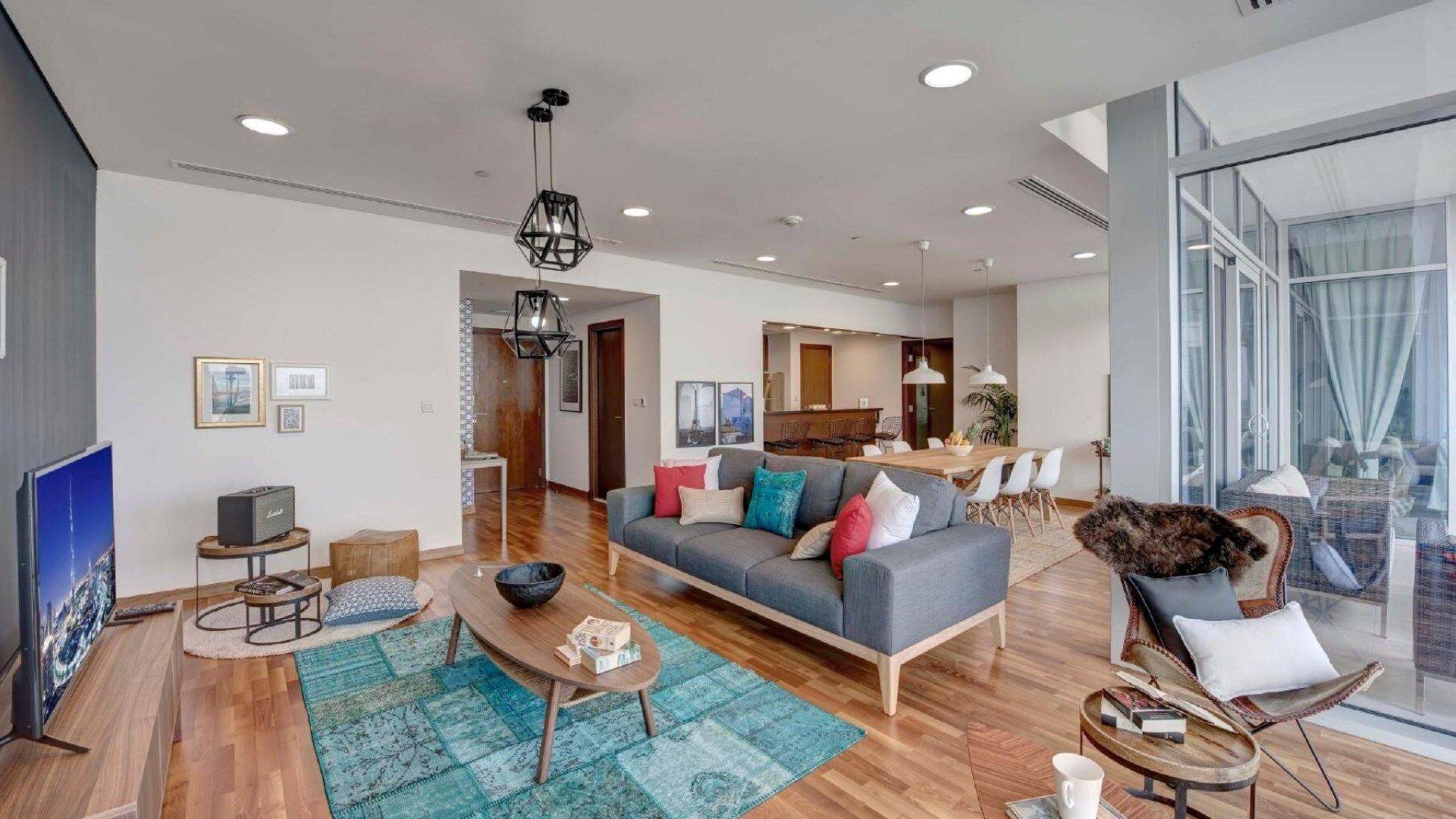Apartamento en venta en Dubai, EAU, 1 dormitorio, 87 m2, № 24646 – foto 1