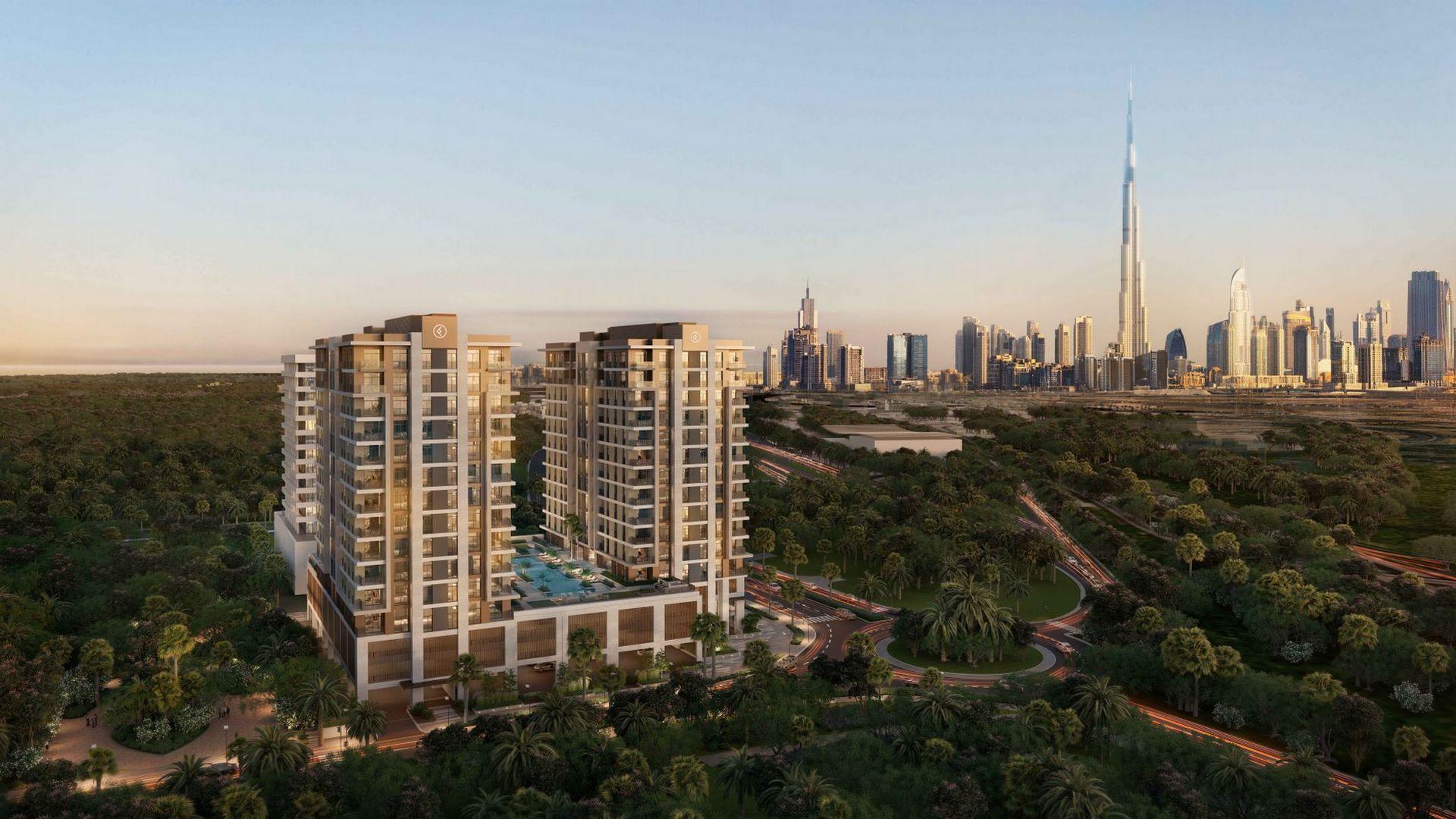 WILTON TERRACES 1, Mohammed Bin Rashid City, Dubai, EAU – foto 4