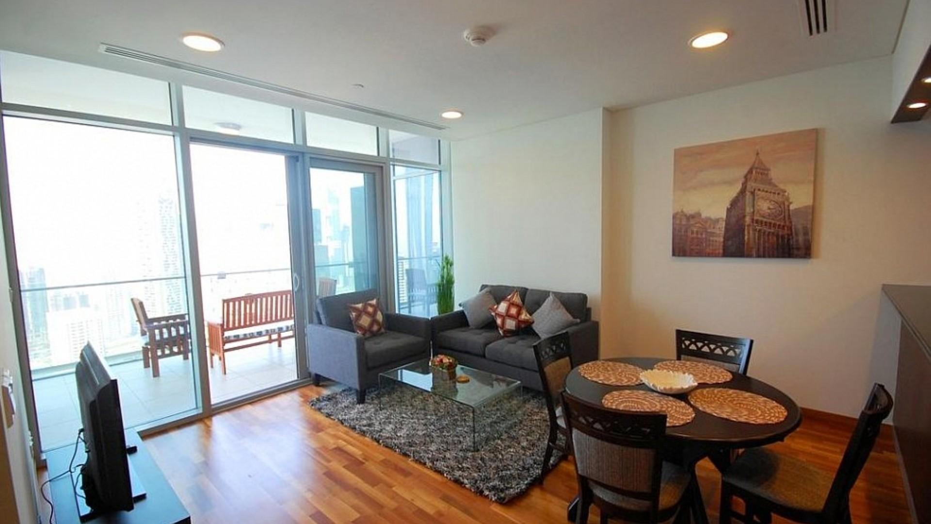 Apartamento en venta en Dubai, EAU, 1 dormitorio, 87 m2, № 24646 – foto 3