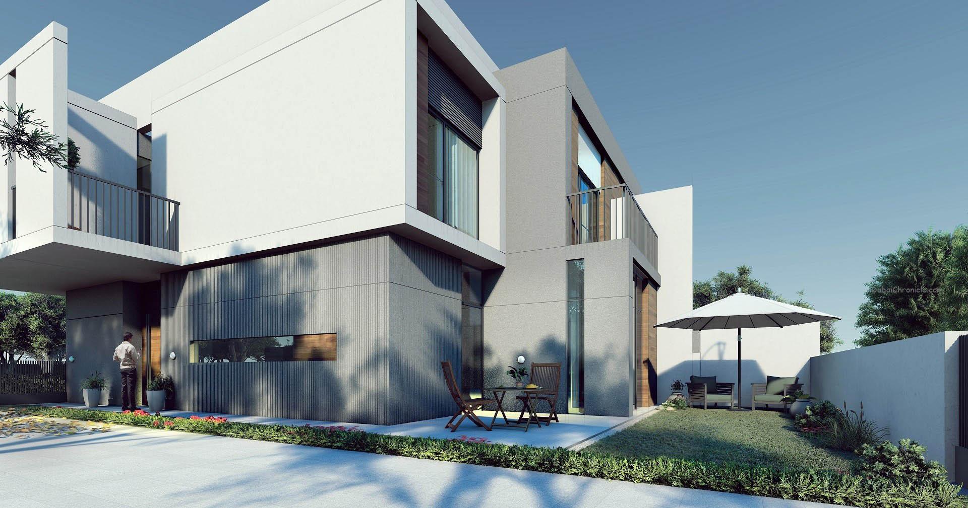 Villa en venta en Dubai, EAU, 5 dormitorios, 394 m2, № 24636 – foto 1