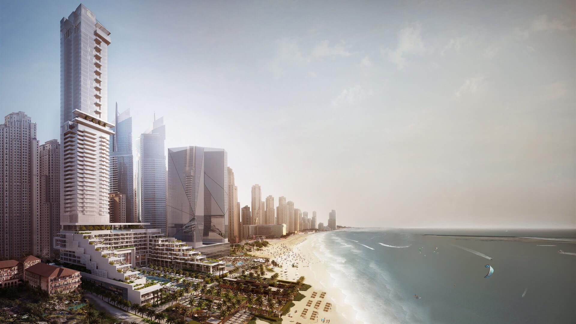 FIVE BEACH, Jumeirah Beach Residence, Dubai, EAU – foto 1