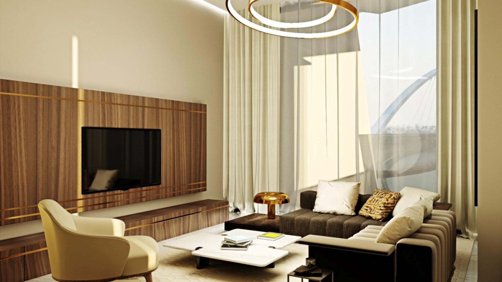 Apartamento en venta en Dubai, EAU, 1 dormitorio, 98 m2, № 24655 – foto 4