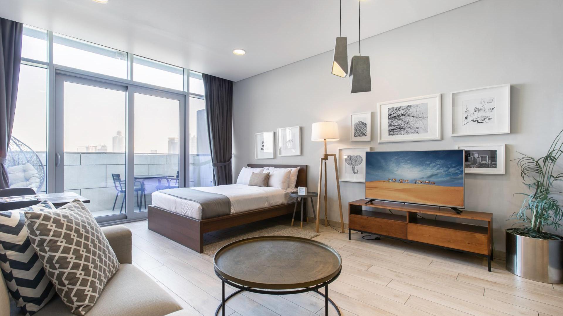 Apartamento en venta en Dubai, EAU, 1 dormitorio, 92 m2, № 24647 – foto 1
