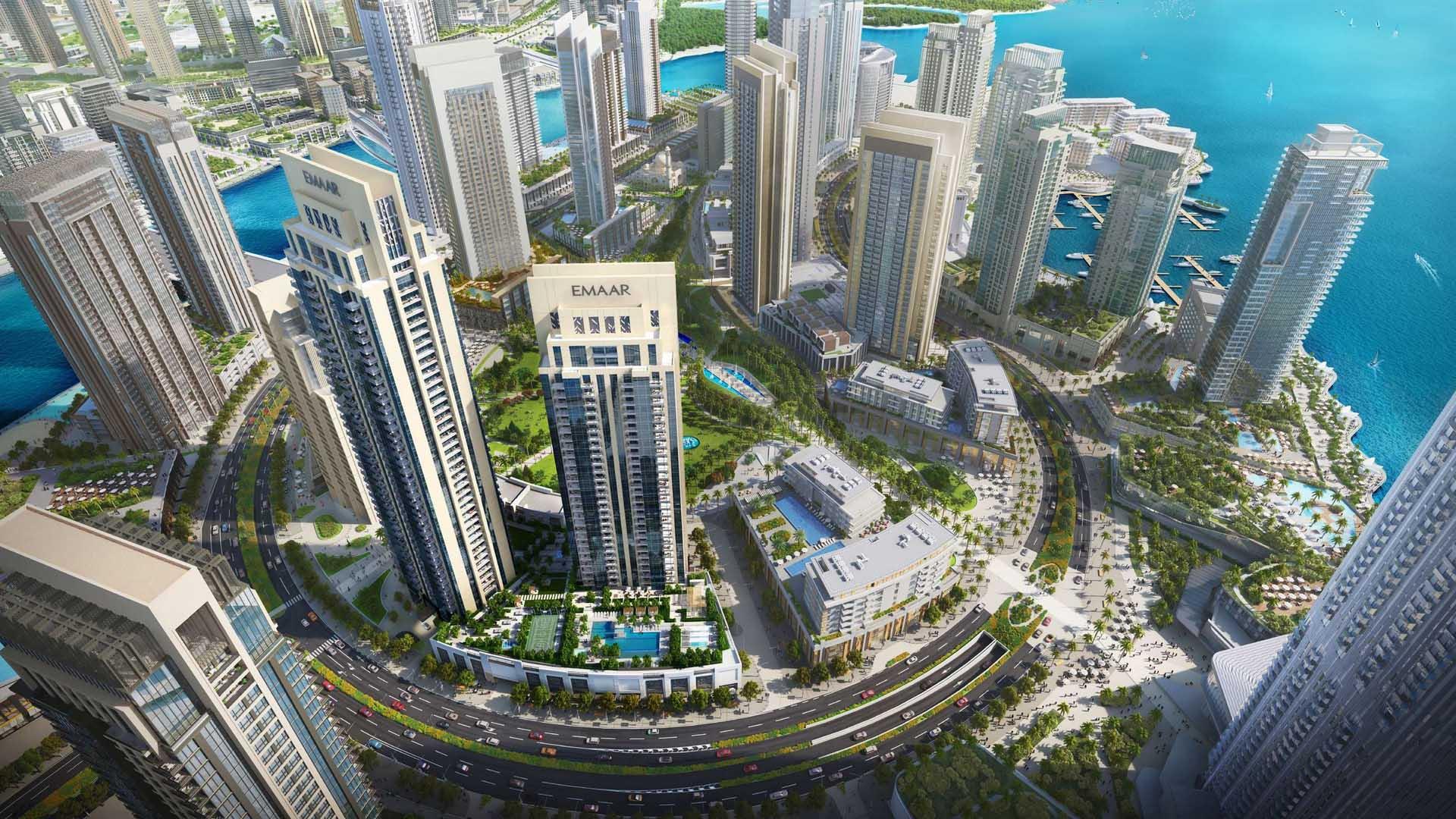 17 ICON BAY, Dubai Creek Harbour (The Lagoons), EAU – foto 2