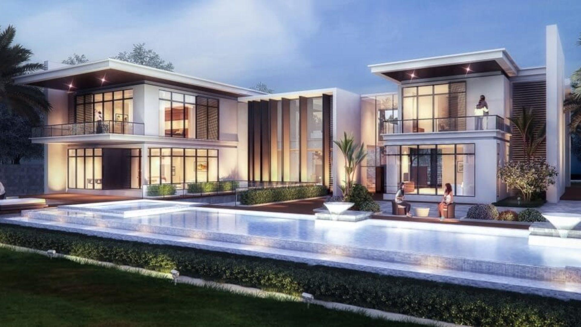 Villa en venta en Dubai, EAU, 7 dormitorios, 2971 m2, № 24634 – foto 1