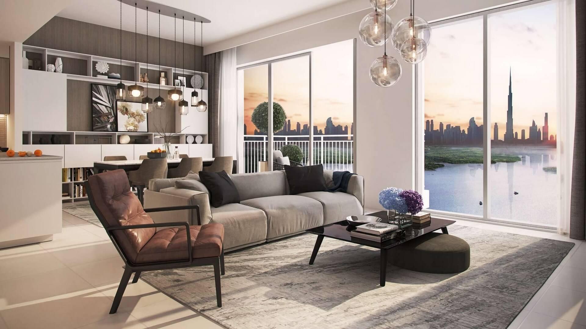 Apartamento en venta en Dubai, EAU, 3 dormitorios, 155 m2, № 24628 – foto 1