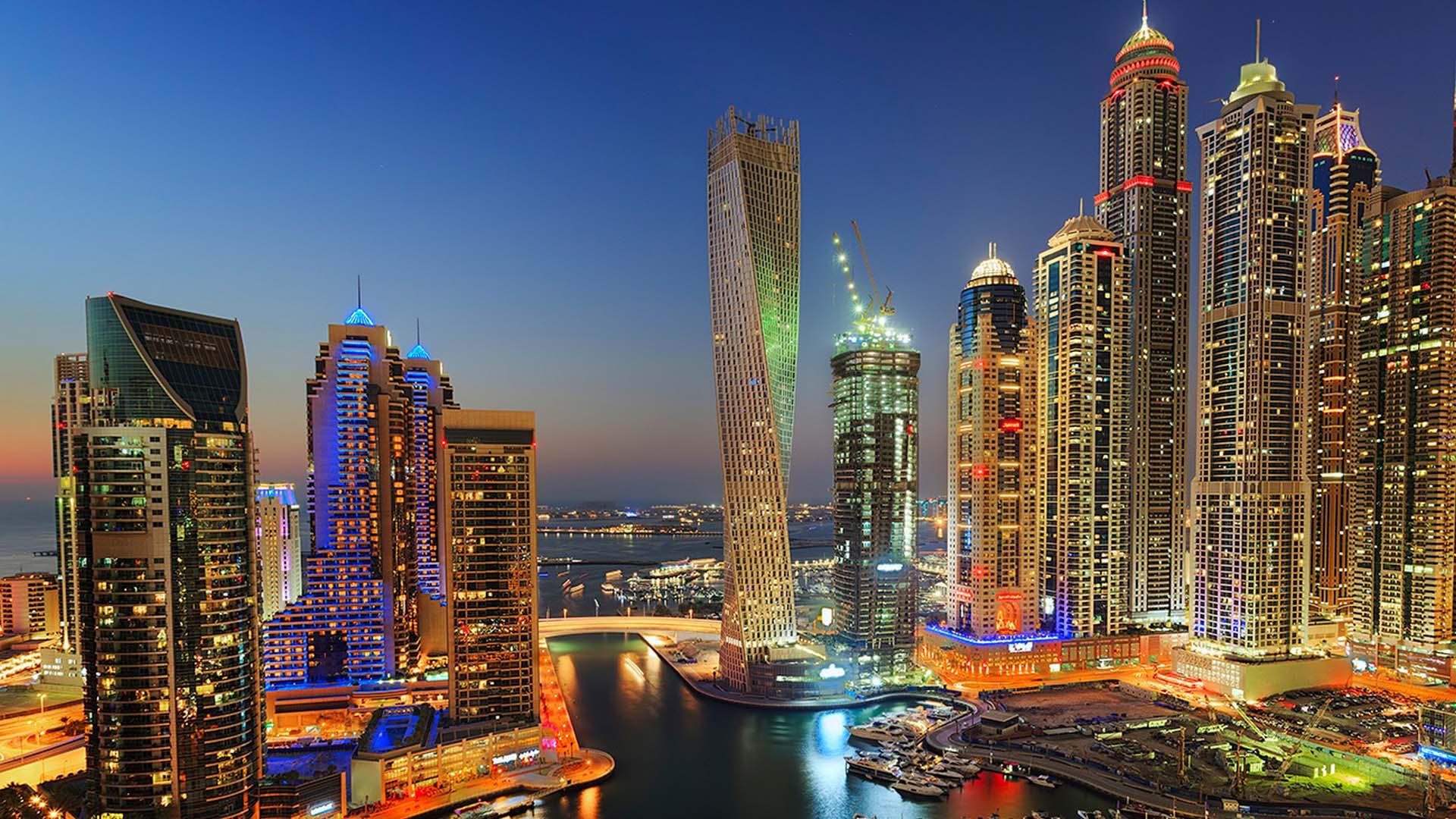CAYAN TOWER, Dubai Marina, EAU – foto 2