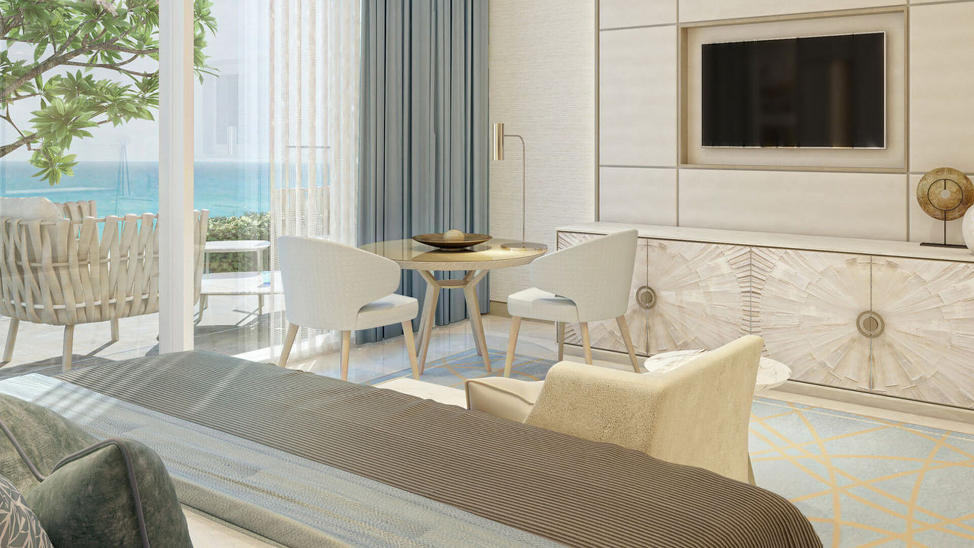 Apartamento en venta en Dubai, EAU, 3 dormitorios, 218 m2, № 24581 – foto 4
