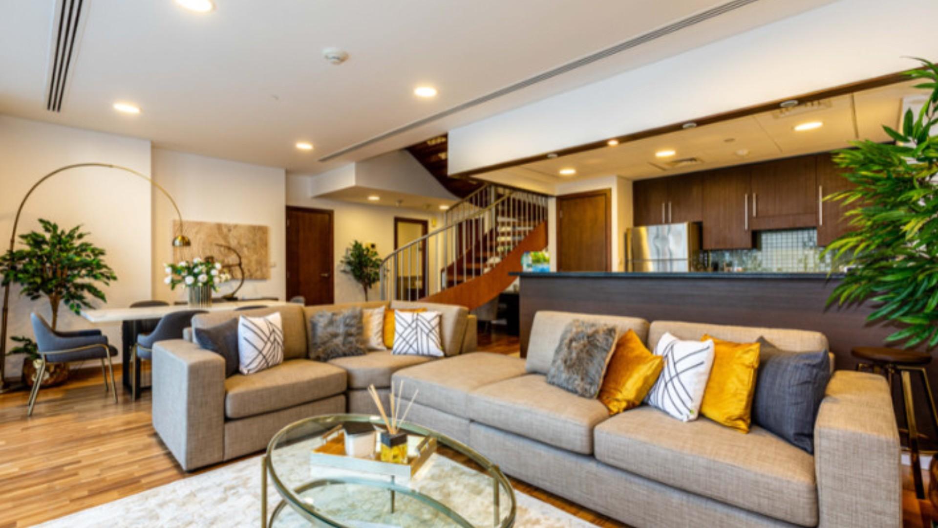 Apartamento en venta en Dubai, EAU, 1 dormitorio, 92 m2, № 24647 – foto 3