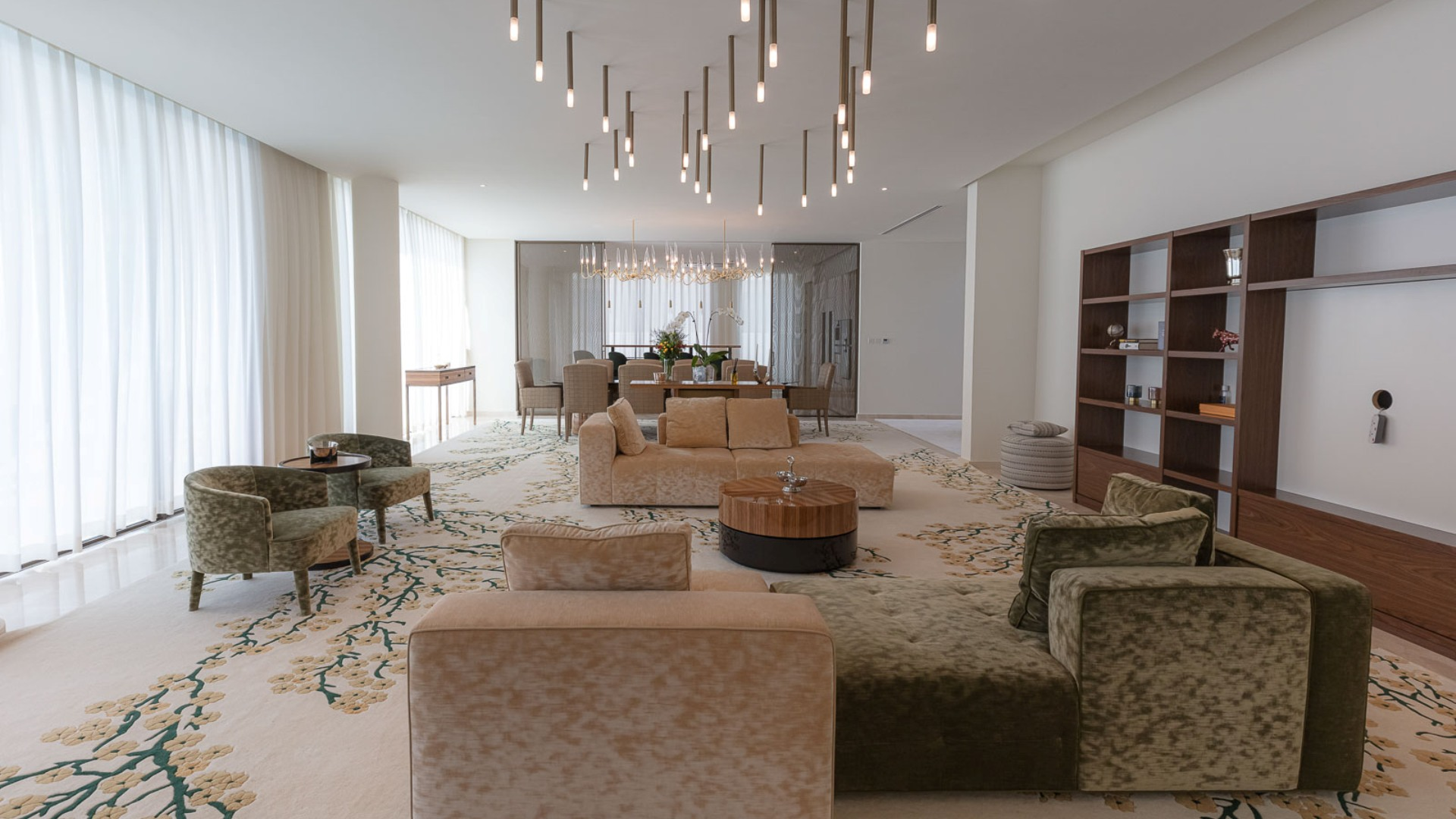 Villa en venta en Dubai, EAU, 6 dormitorios, 1208 m2, № 24640 – foto 4