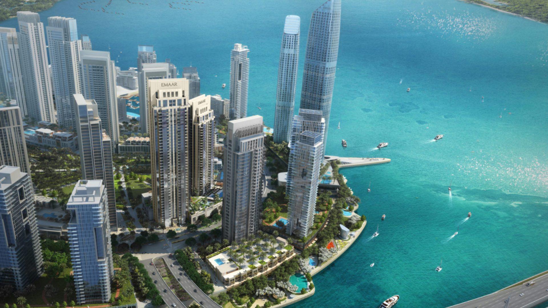 CREEK RISE, Dubai Creek Harbour (The Lagoons), EAU – foto 6