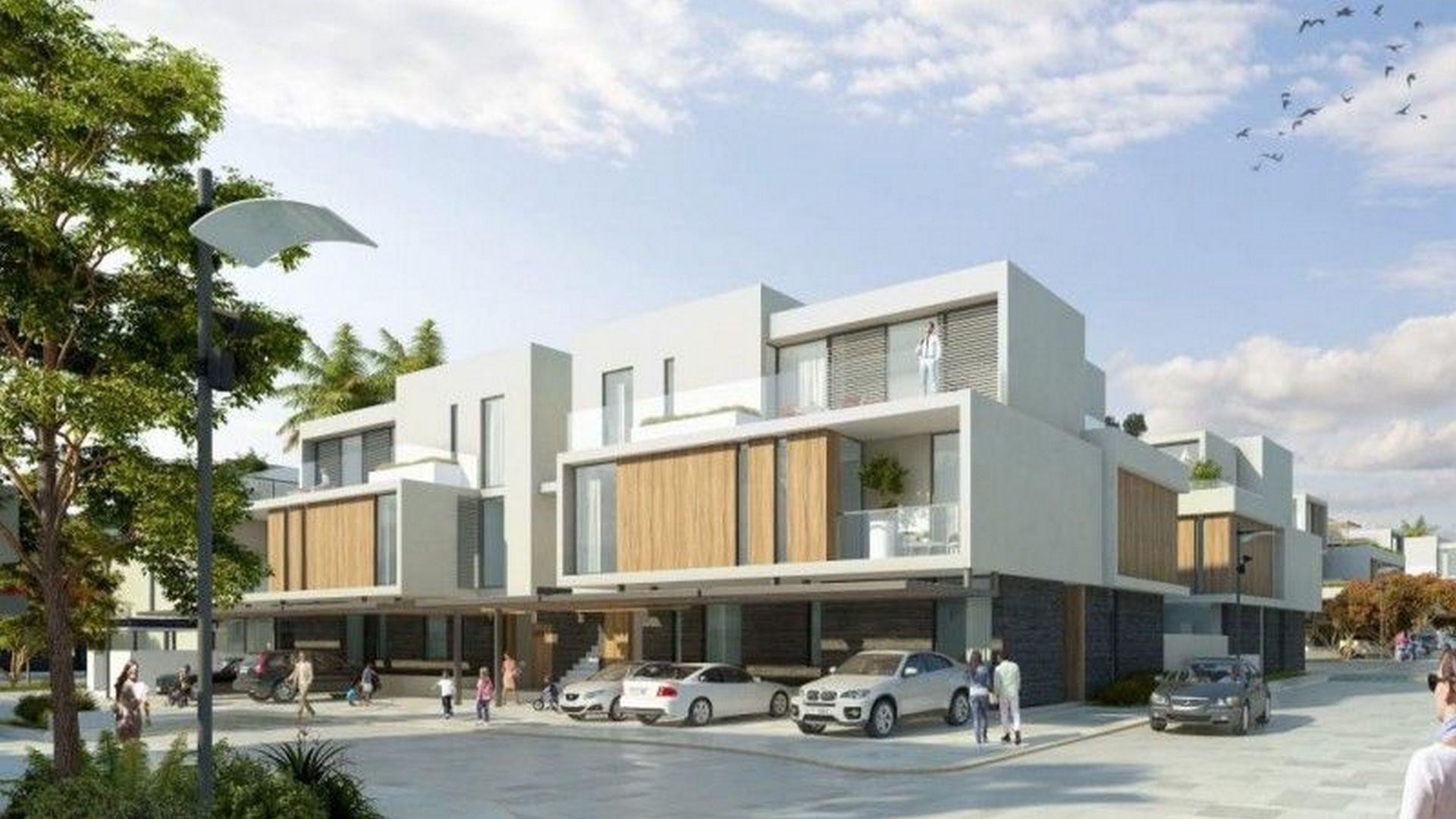 Adosado en venta en Dubai, EAU, 3 dormitorios, 241 m2, № 24637 – foto 1