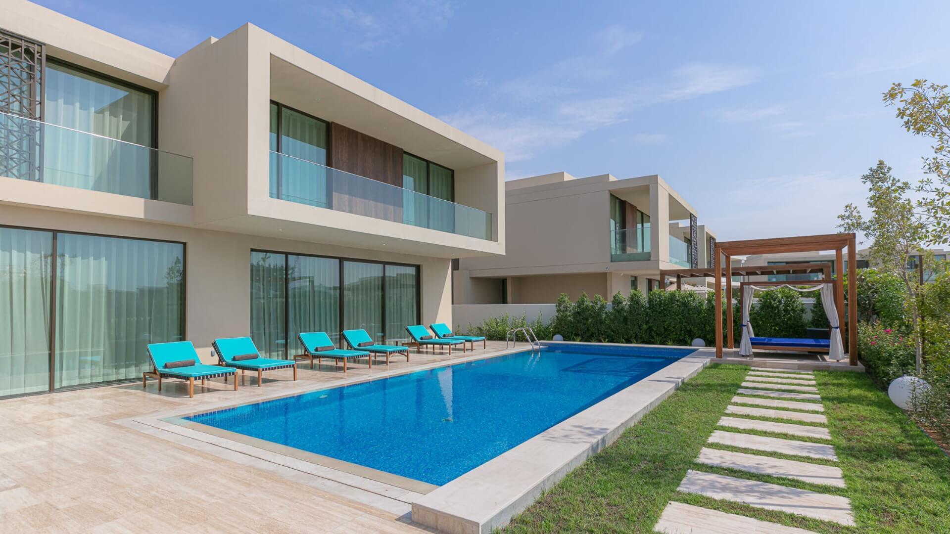 Villa en venta en Dubai, EAU, 6 dormitorios, 1208 m2, № 24640 – foto 2