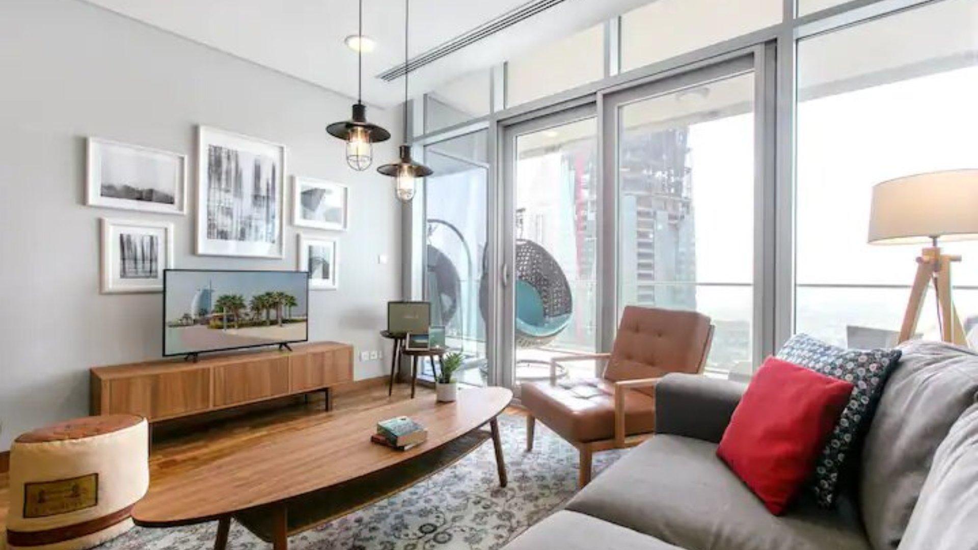 Apartamento en venta en Dubai, EAU, 1 dormitorio, 92 m2, № 24647 – foto 2