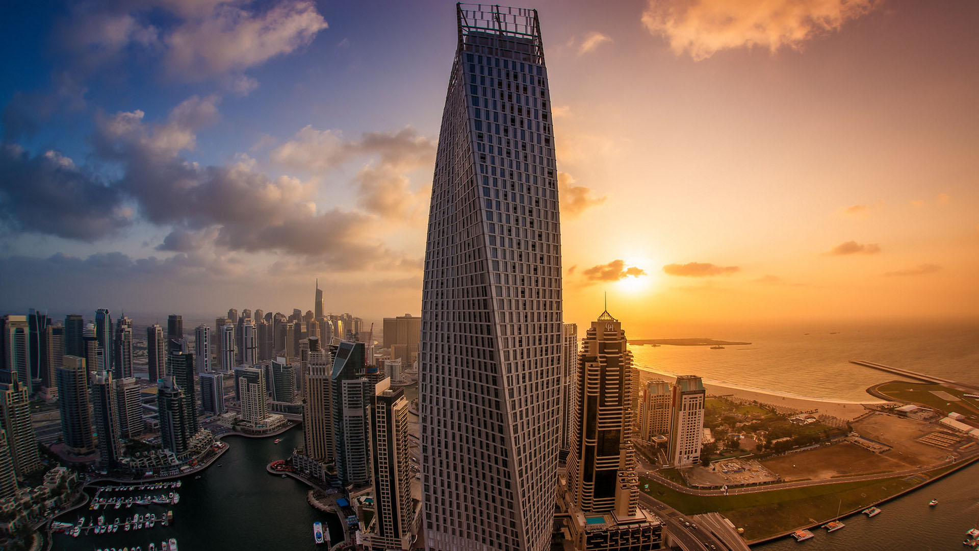 CAYAN TOWER, Dubai Marina, EAU – foto 1