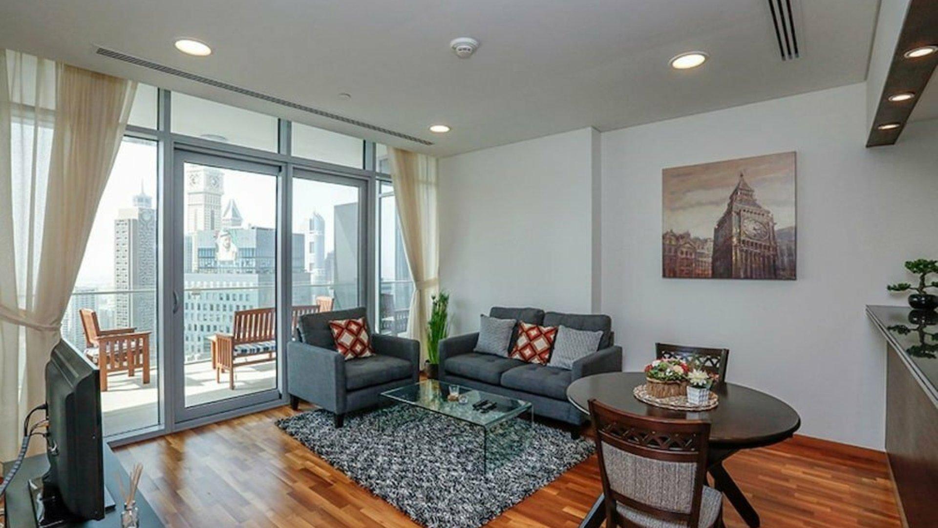 Apartamento en venta en Dubai, EAU, 1 dormitorio, 83 m2, № 24645 – foto 4