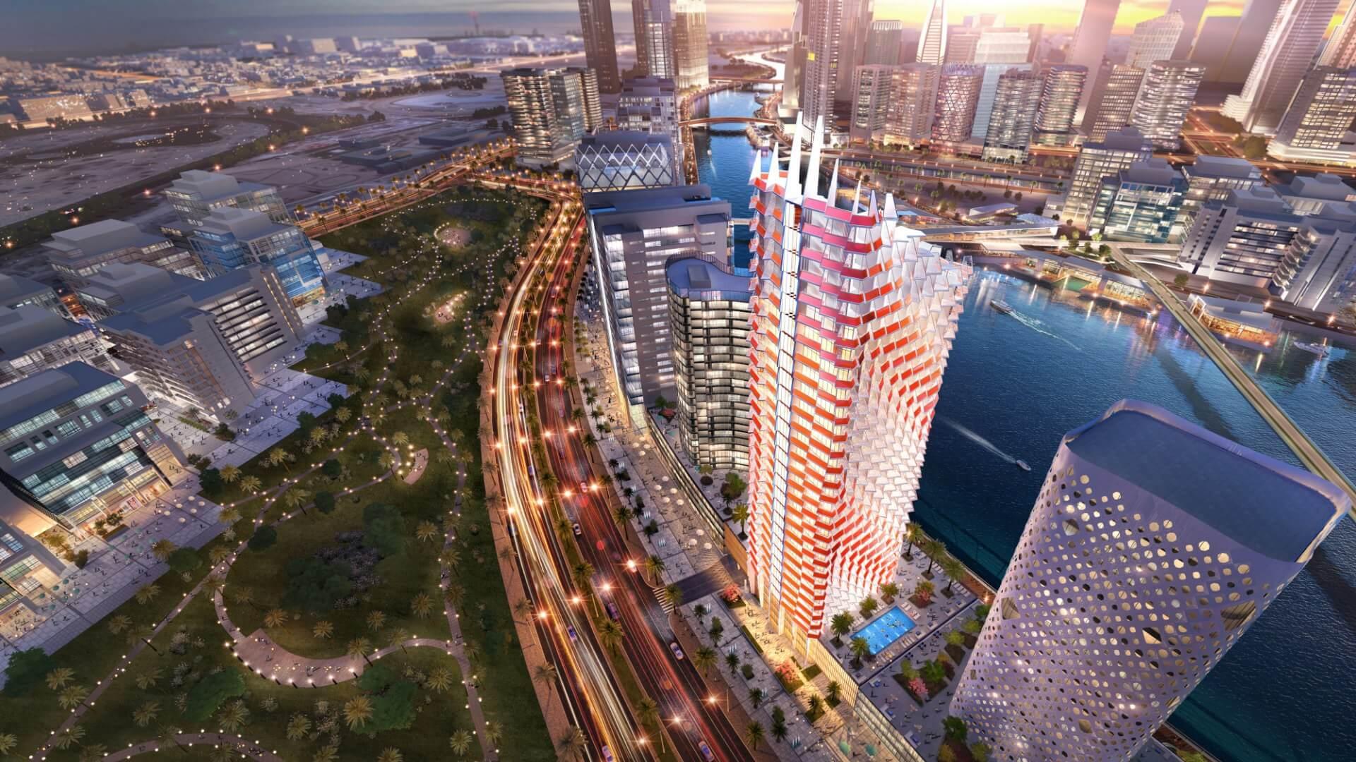MILLENNIUM BINGHATTI, Business Bay, Dubai, EAU – foto 8