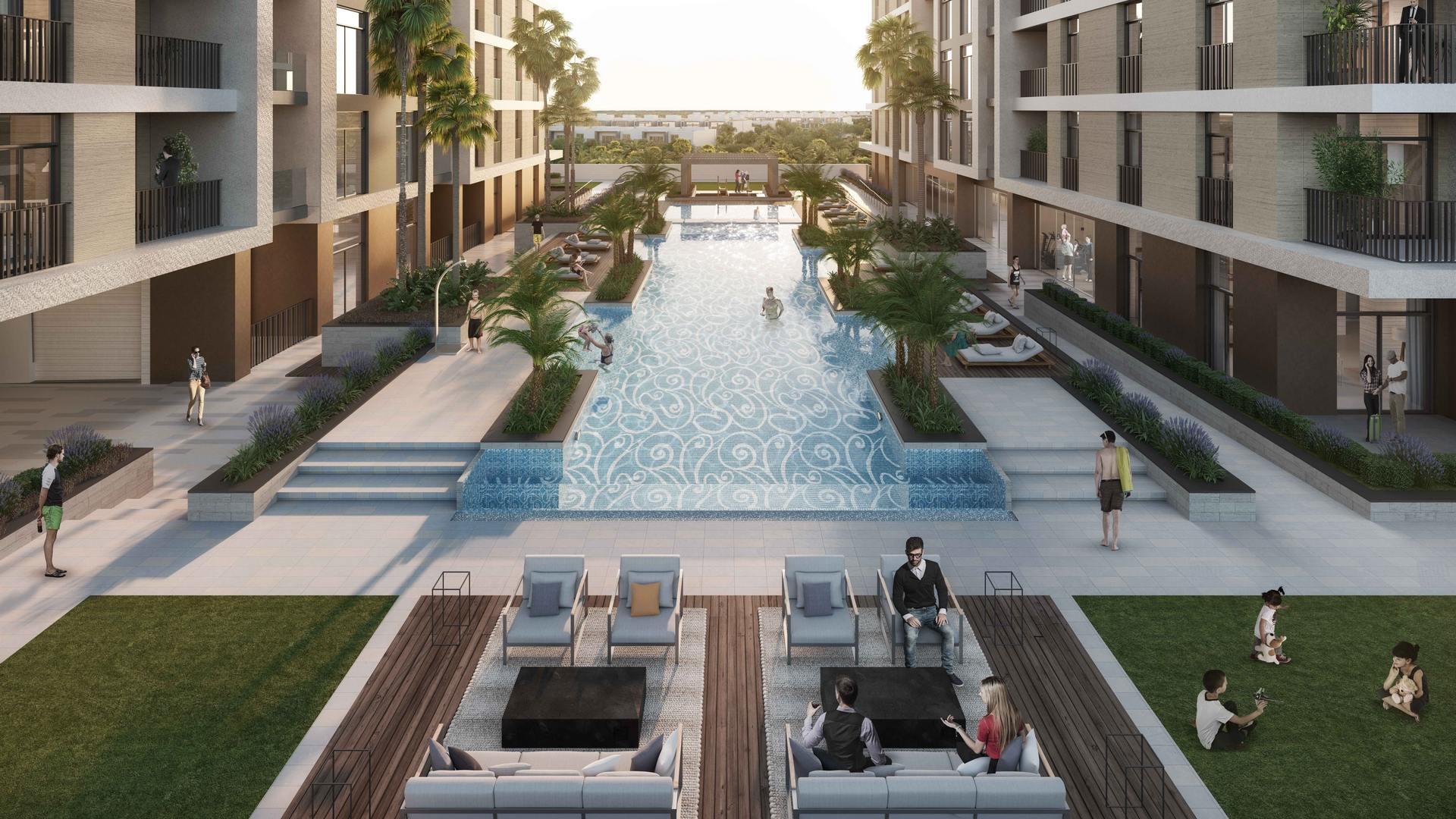 Apartamento en venta en Dubai, EAU, 2 dormitorios, 117 m2, № 24618 – foto 2
