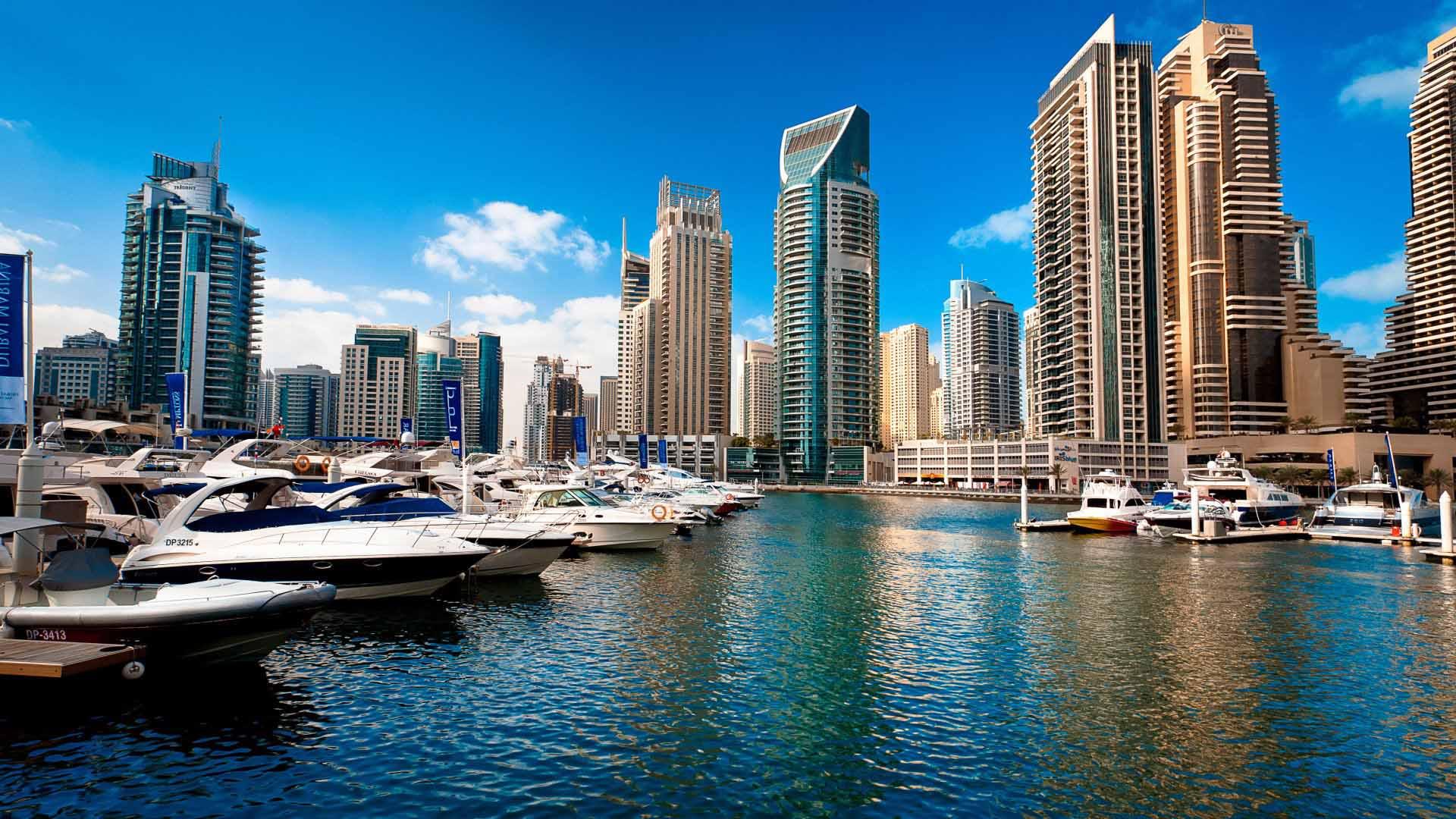 Puerto de Dubai - 12