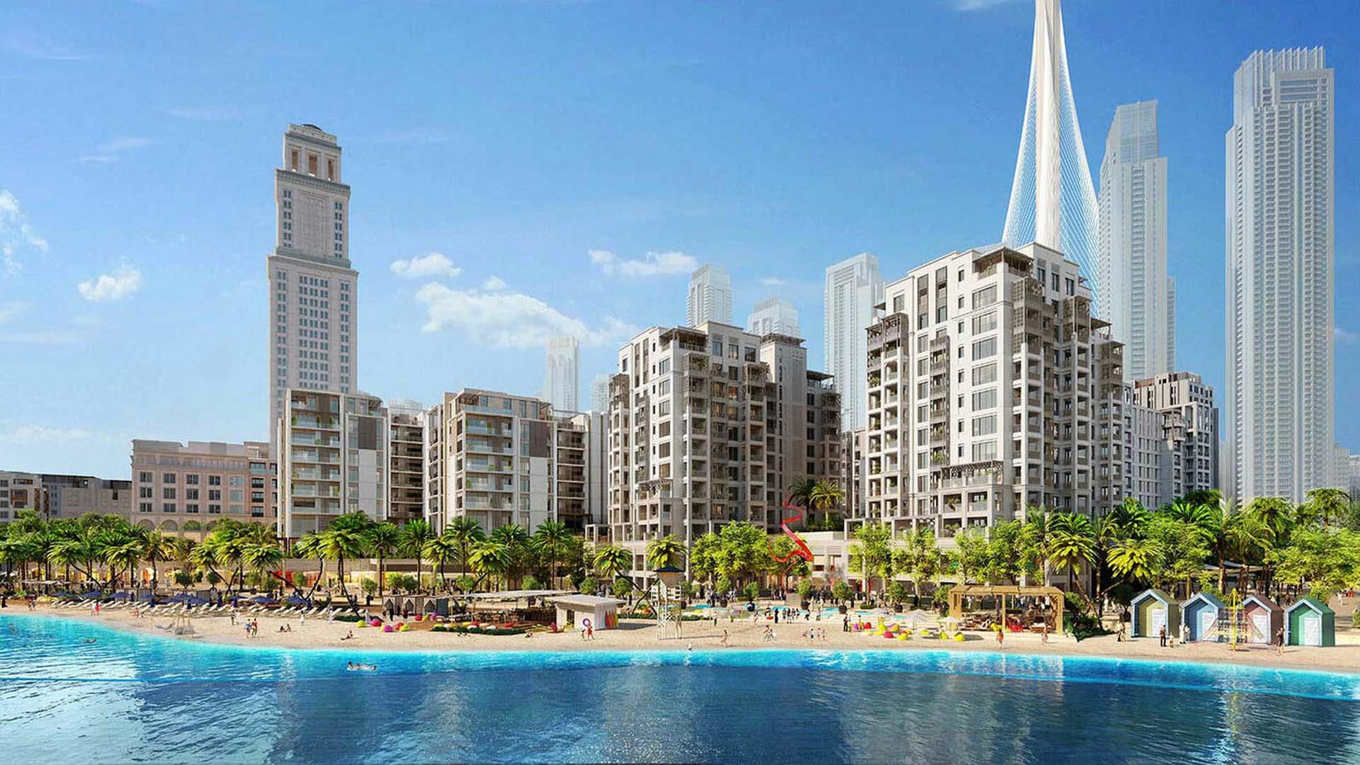 BREEZE, Dubai Creek Harbour (The Lagoons), EAU – foto 1