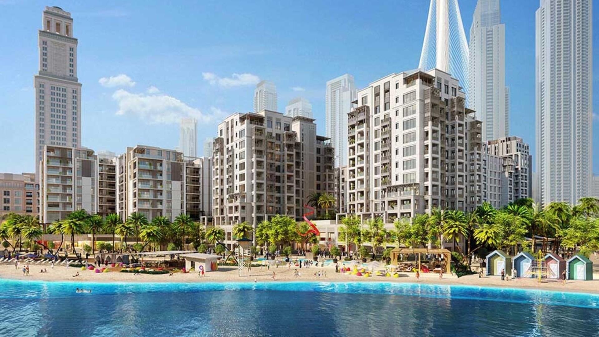 SUNSET, Dubai Creek Harbour (The Lagoons), EAU – foto 5