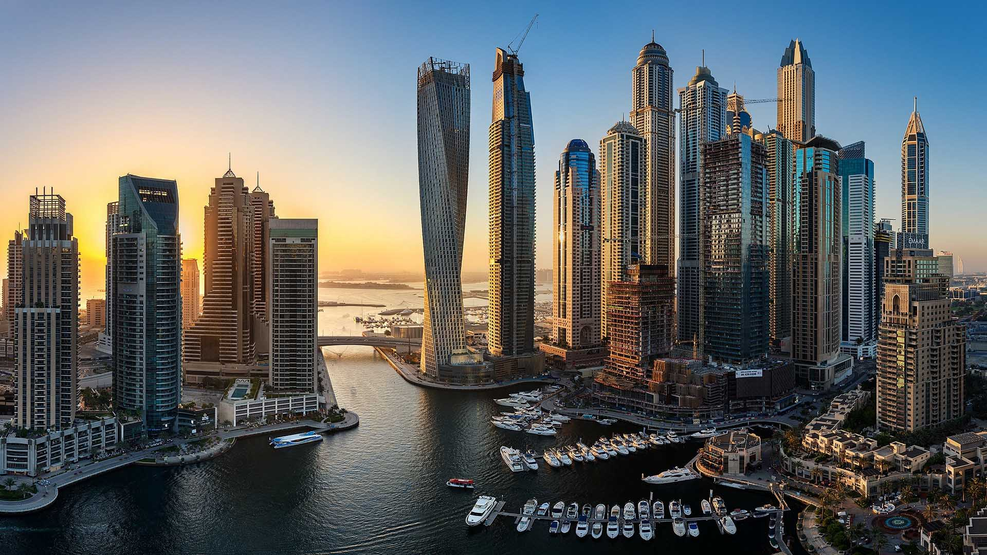 CAYAN TOWER, Dubai Marina, EAU – foto 4