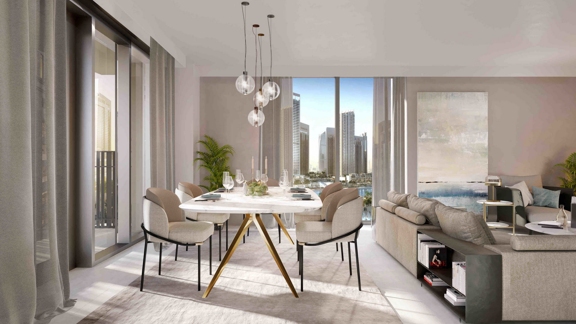 Apartamento en venta en Dubai, EAU, 3 dormitorios, 139 m2, № 24591 – foto 3