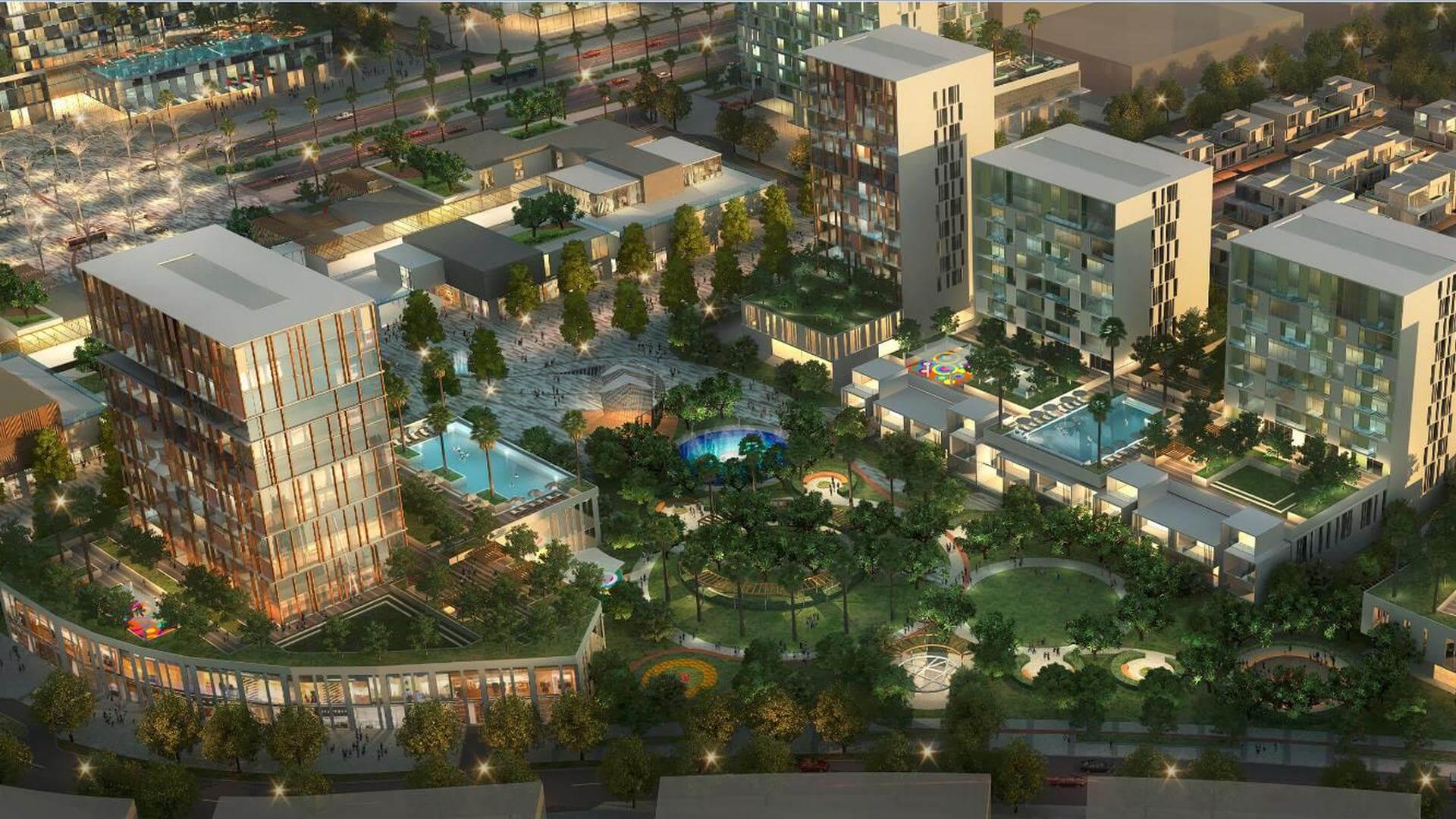 THE PULSE, Dubai South (Dubai World Central), EAU – foto 3