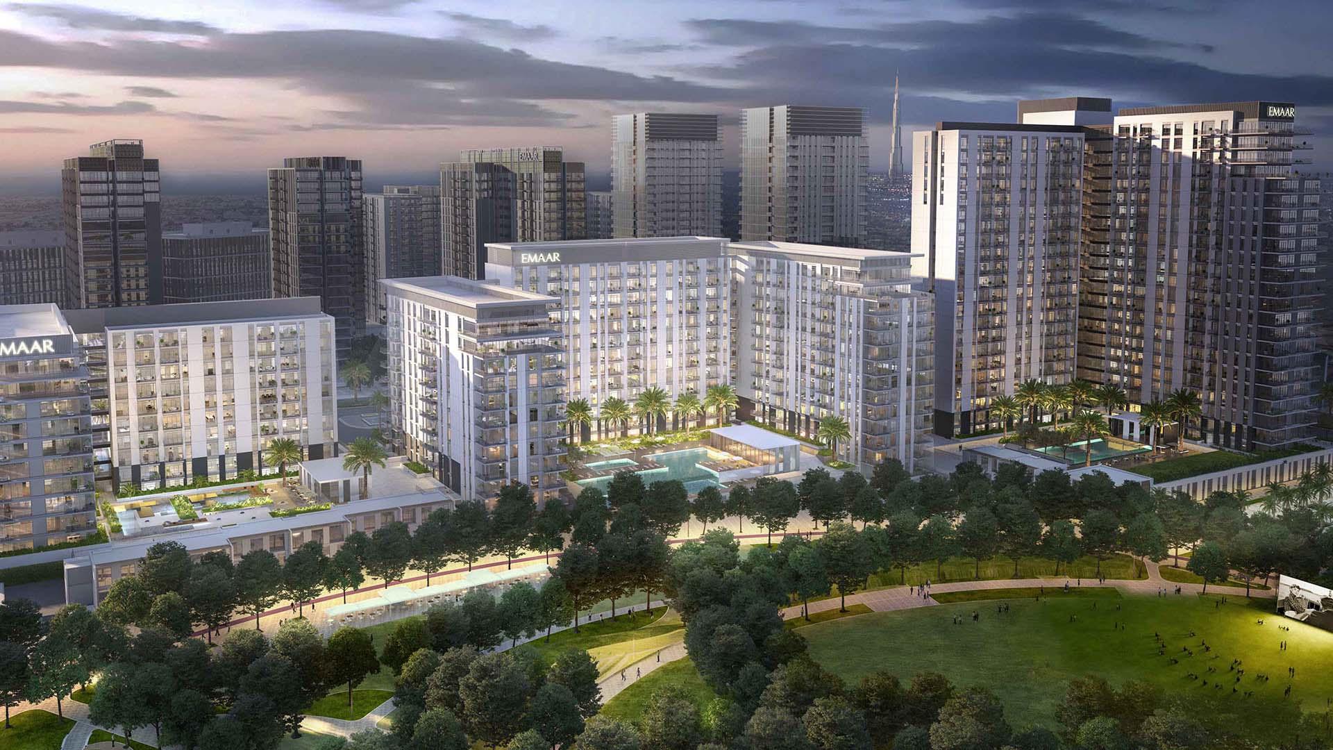 EXECUTIVE RESIDENCES, Dubai Hills Estate, EAU – foto 5