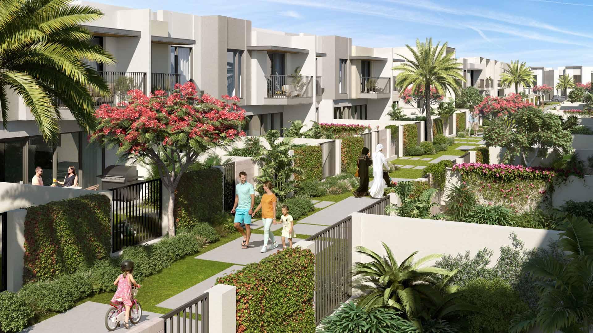Villa en venta en Dubai, EAU, 4 dormitorios, 215 m2, № 24667 – foto 3