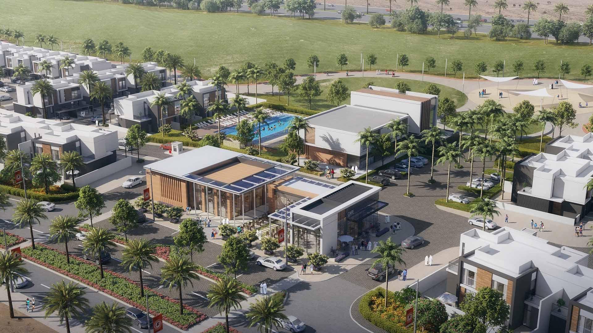 Villa en venta en Dubai, EAU, 5 dormitorios, 394 m2, № 24636 – foto 2