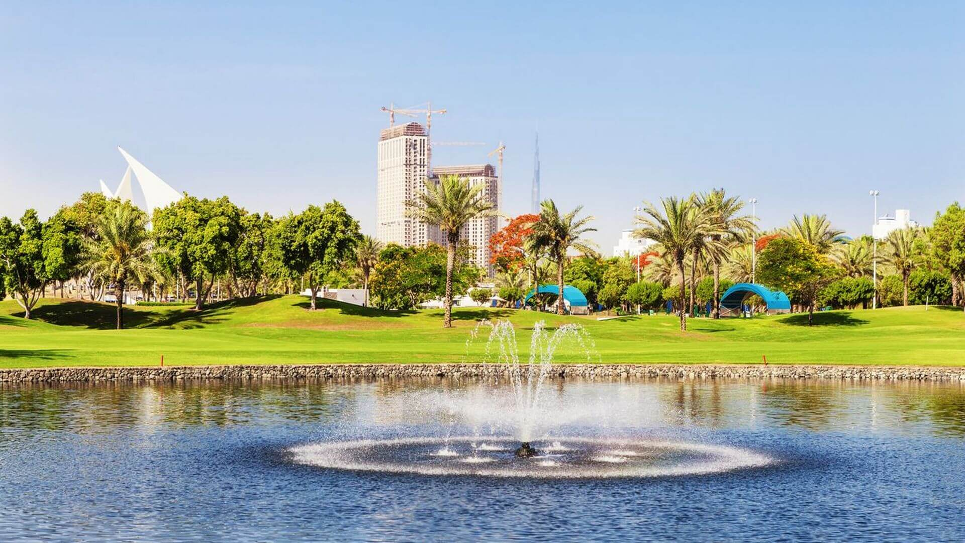 Ciudad Deportiva de Dubai - 13