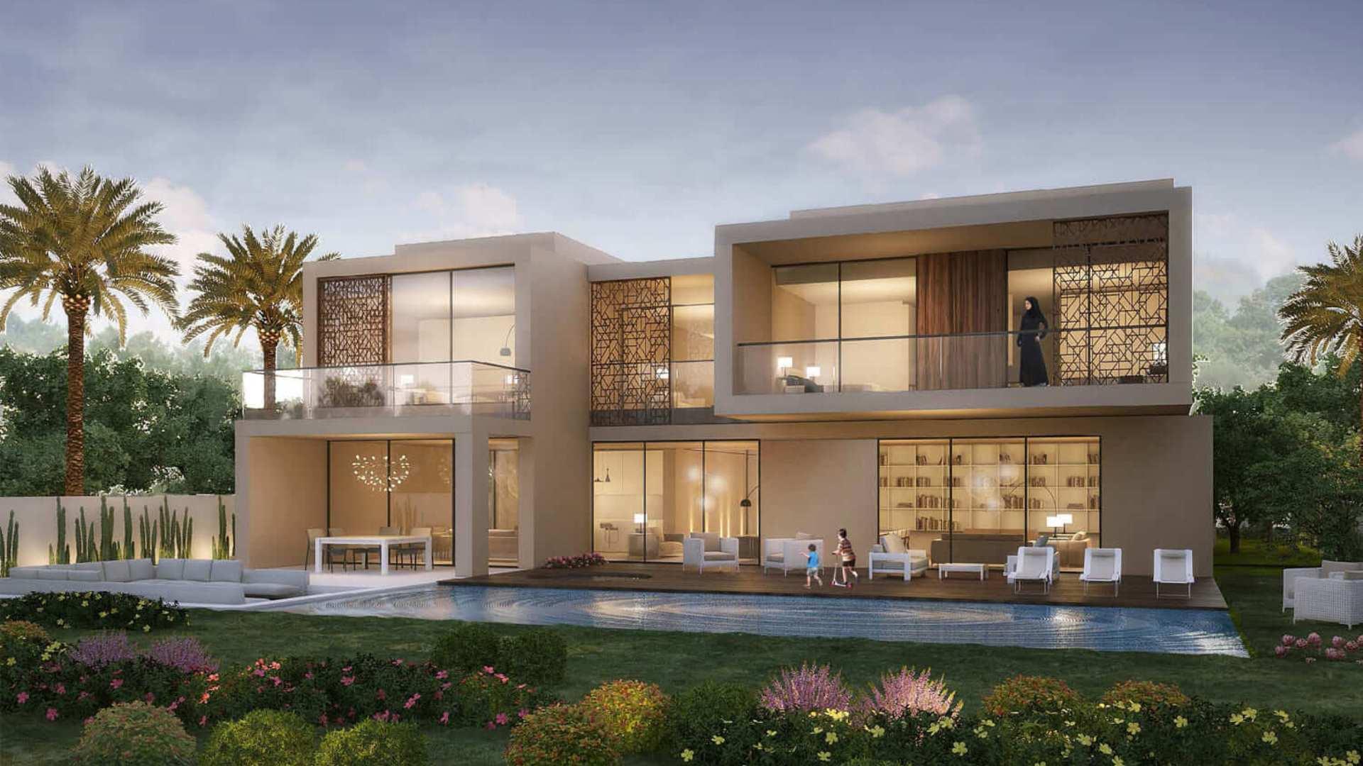 Villa en venta en Dubai, EAU, 7 dormitorios, 921 m2, № 24638 – foto 1