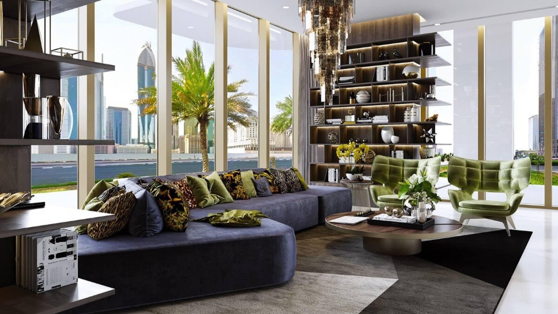 Apartamento en venta en Dubai, EAU, 2 dormitorios, 103 m2, № 24663 – foto 5