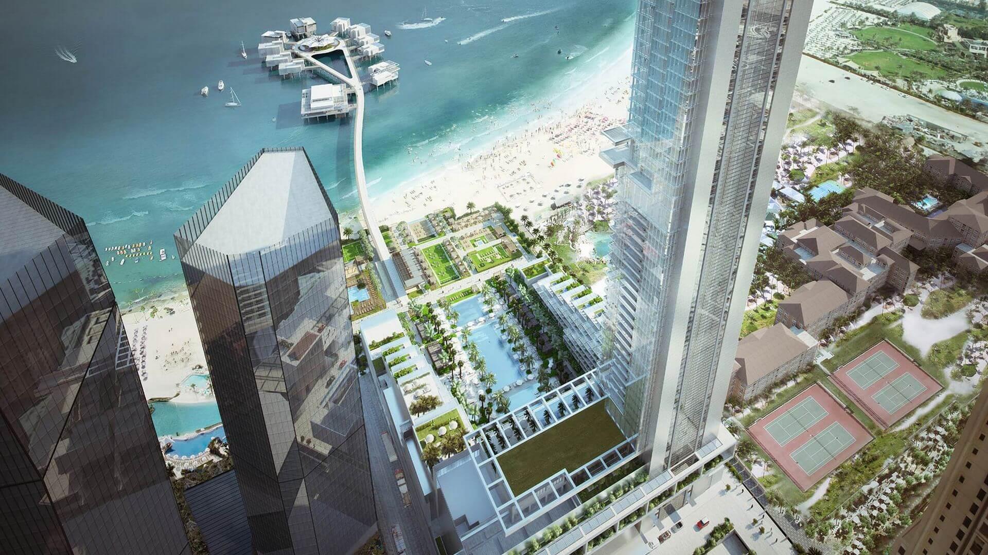 FIVE BEACH, Jumeirah Beach Residence, Dubai, EAU – foto 2
