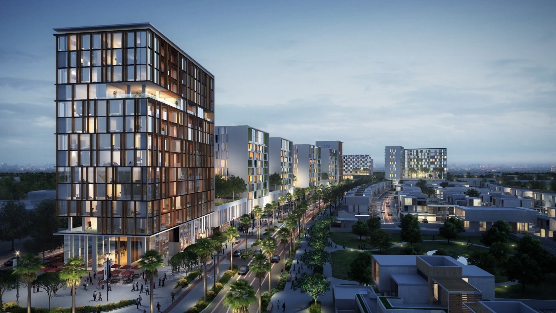 Adosado en venta en Dubai, EAU, 3 dormitorios, 241 m2, № 24637 – foto 6