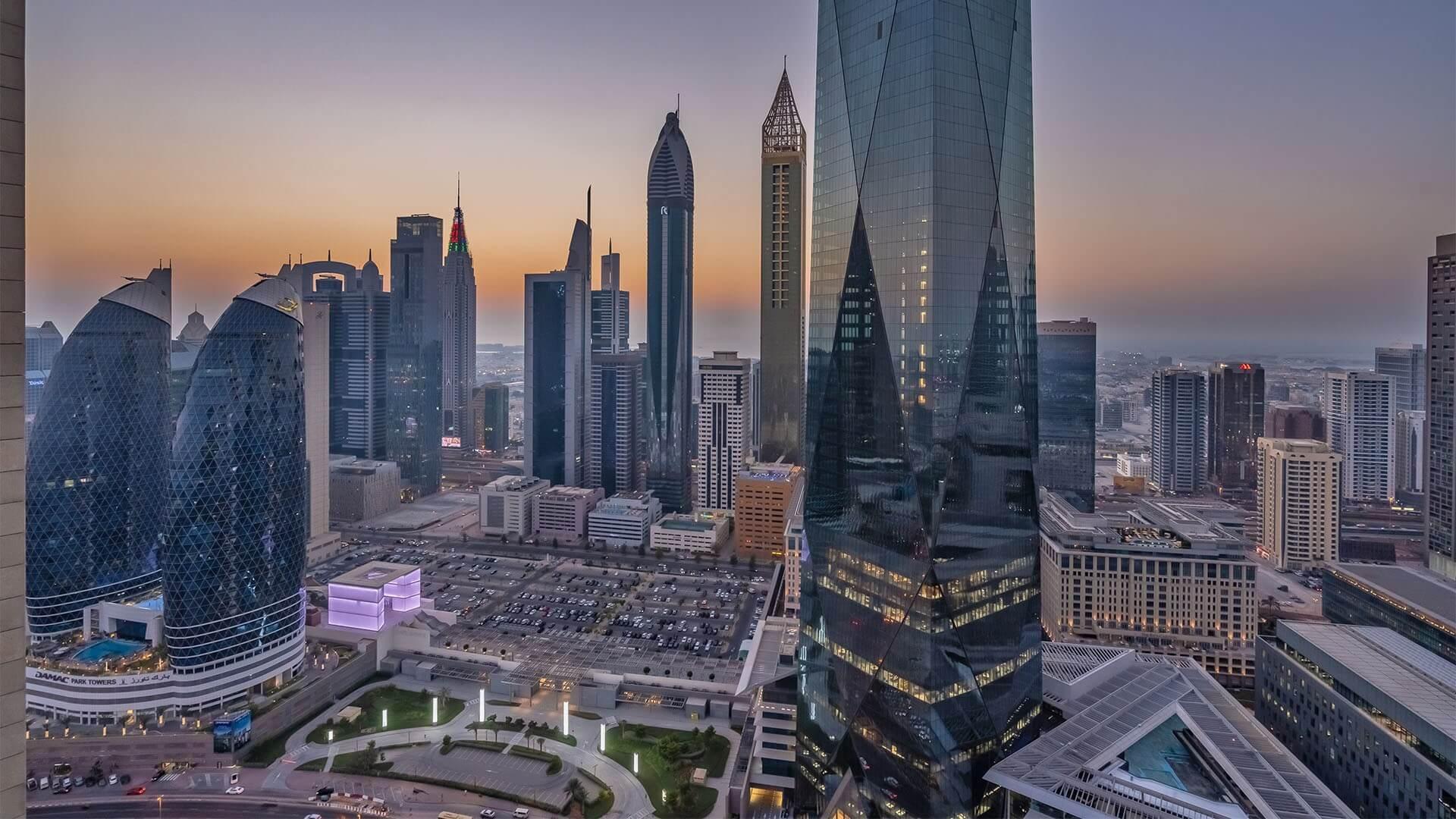BURJ DAMAN, DIFC, Dubai, EAU – foto 8