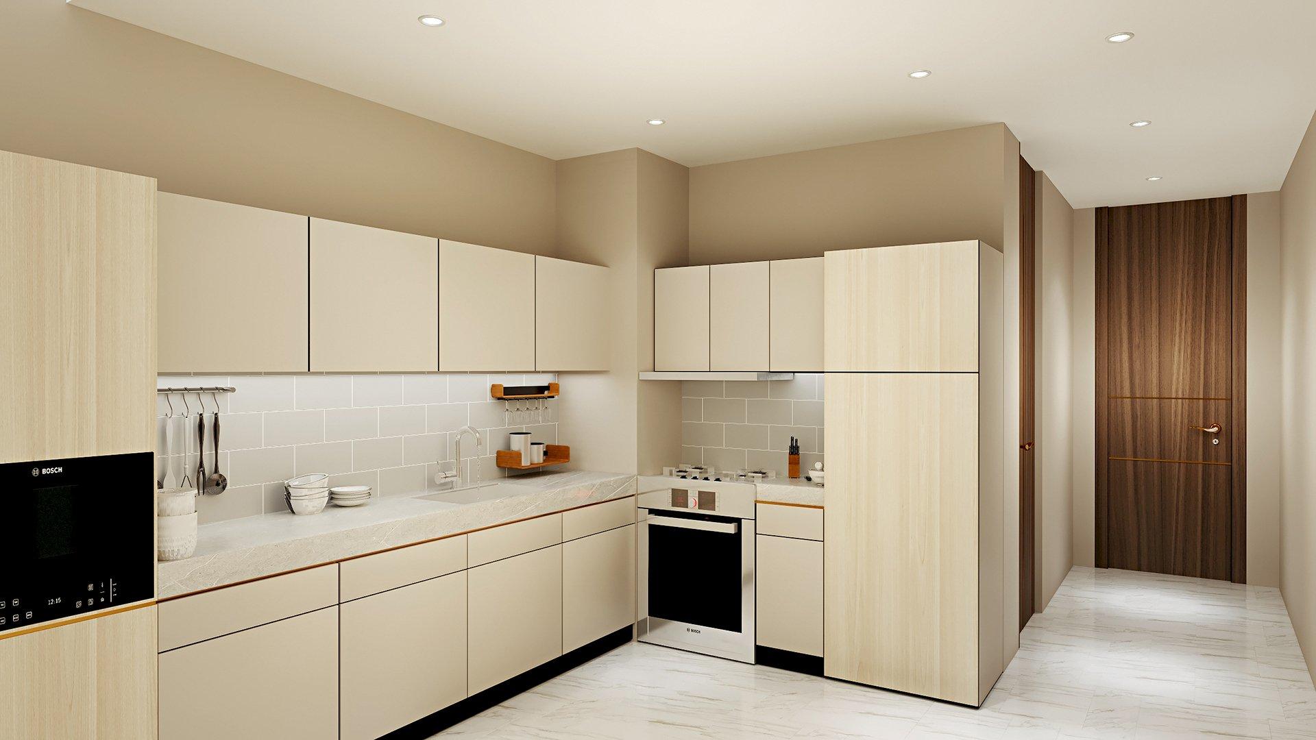 Apartamento en venta en Dubai, EAU, 2 dormitorios, 199 m2, № 24656 – foto 1