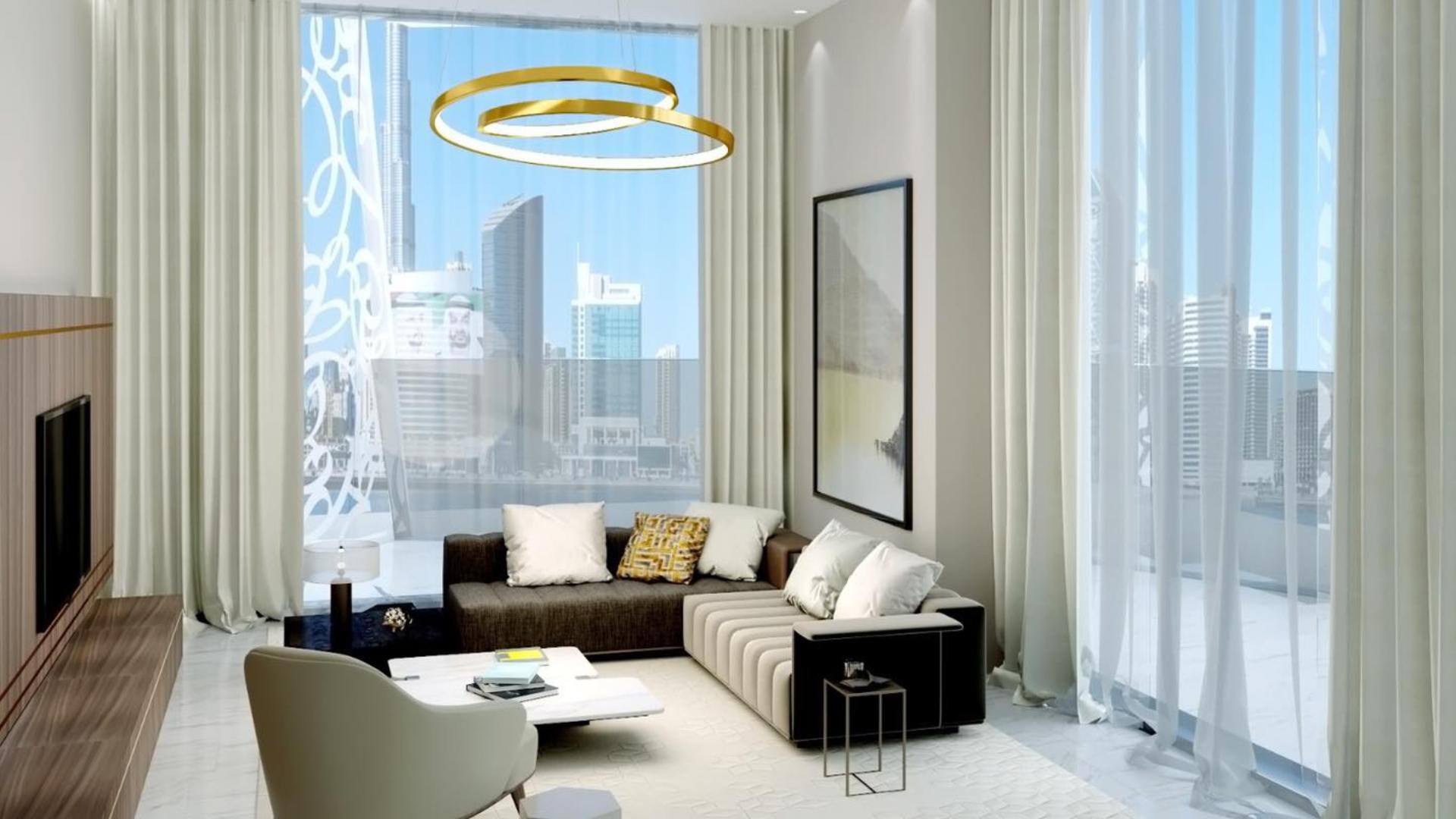Apartamento en venta en Dubai, EAU, 1 dormitorio, 98 m2, № 24655 – foto 3